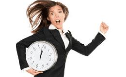 Reuniões: A importância de respeitar horários 5