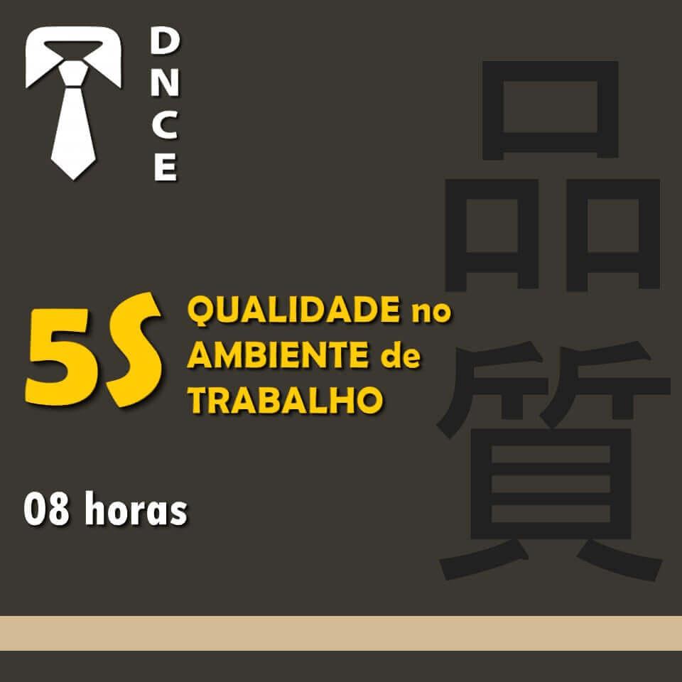 5S: Qualidade no Ambiente de Trabalho 1