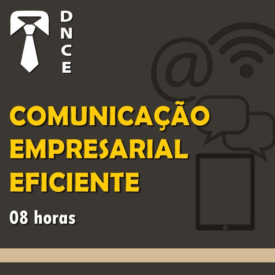 Comunicação Empresarial Eficiente 1