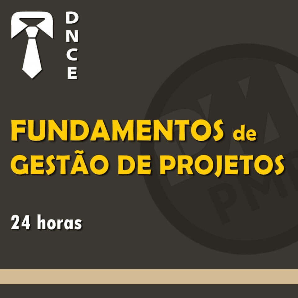 Fundamentos de Gerenciamento de Projetos (PMI/PMBoK®) 1