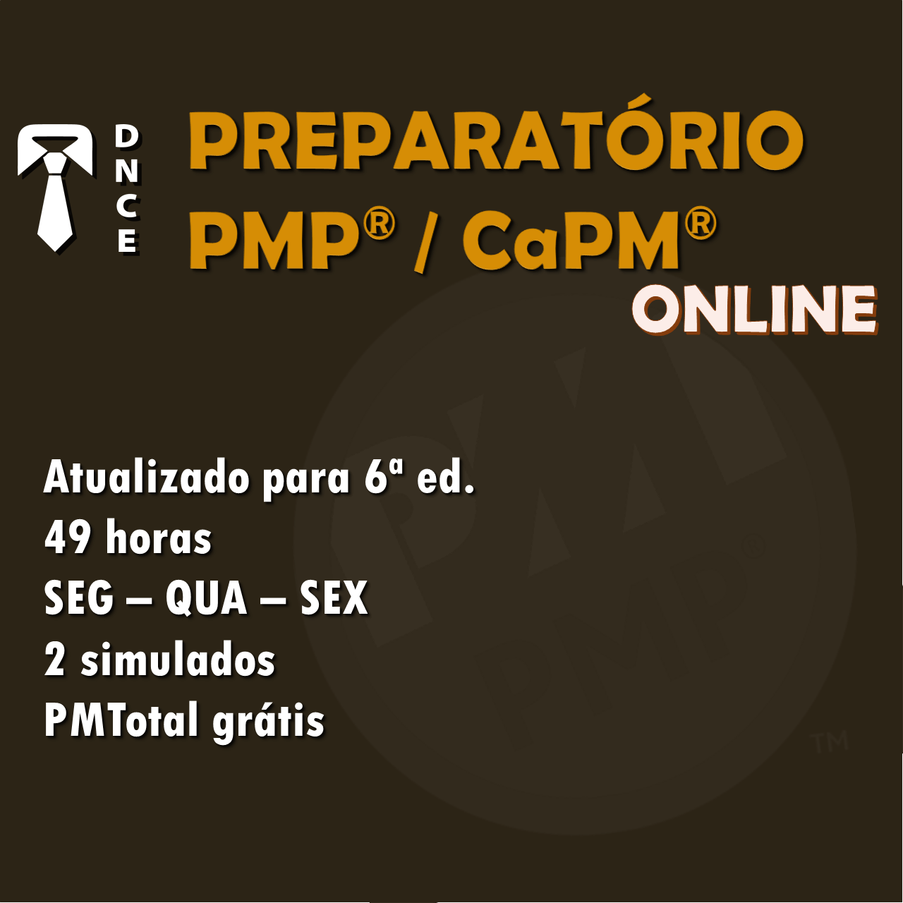 Preparatório PMP Online