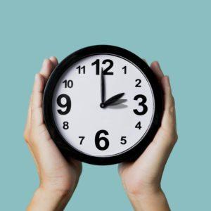 Produtividade: Gestão do Tempo